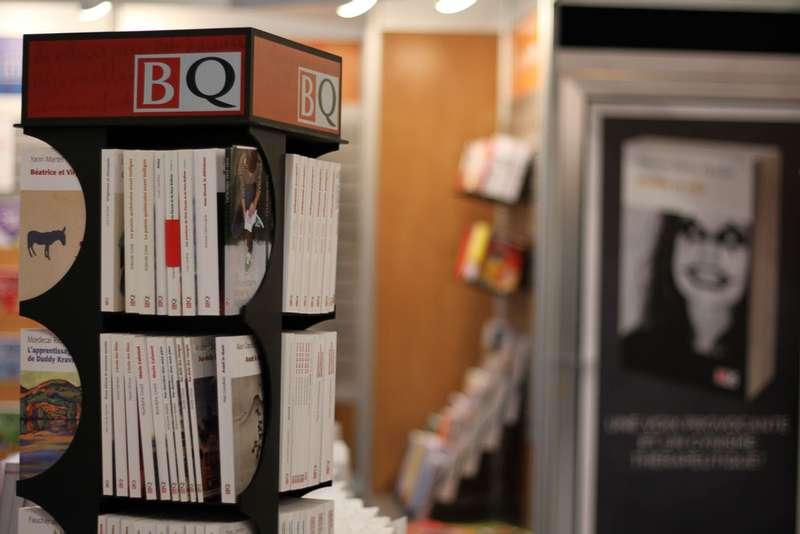 Kiosque BQ 2