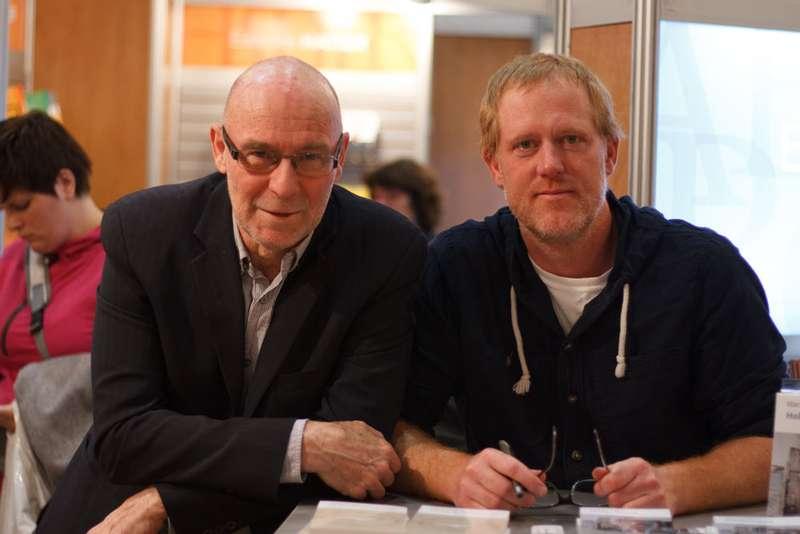 Pierre Filion et Marc Séguin